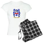 Mugnaini Women's Light Pajamas