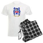 Mugnai Men's Light Pajamas