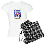 Mugnai Women's Light Pajamas