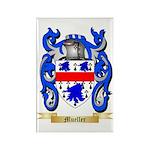 Mueller Rectangle Magnet (100 pack)