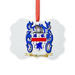 Mueller Picture Ornament