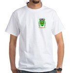 Mudie White T-Shirt