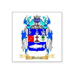 Muckian Square Sticker 3
