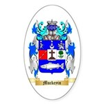Muckeyin Sticker (Oval 50 pk)