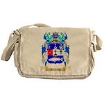 Muckeyin Messenger Bag