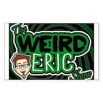 We Show Logo Sticker (rectangle)