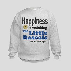 TheLittleRascalsTV Kids Sweatshirt