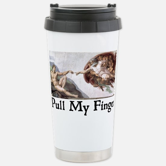 Pull My Finger Mugs
