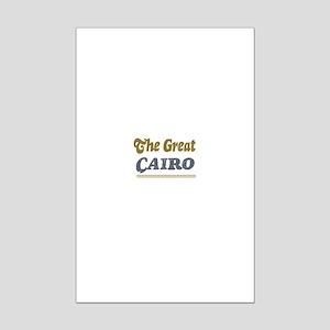 Cairo Mini Poster Print