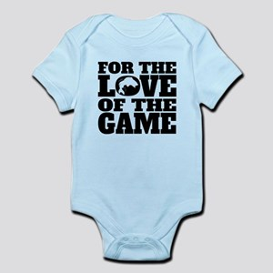 For The Love Of The Game Fishing Body Suit