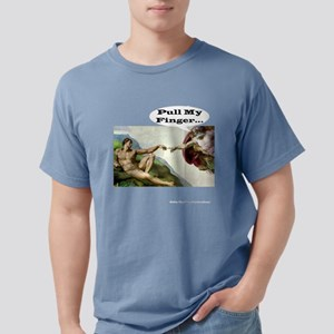 2-God and Adam T-Shirt