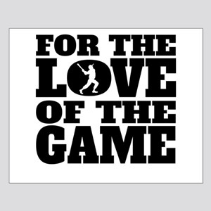 For The Love Of The Game Baseball Posters