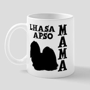 LHASA APSO MAMA Mug