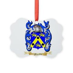 Mucillo Ornament