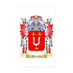Mroczka Sticker (Rectangle 10 pk)