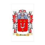Mroczka Sticker (Rectangle 50 pk)