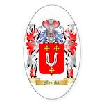 Mroczka Sticker (Oval 10 pk)