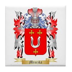 Mroczka Tile Coaster