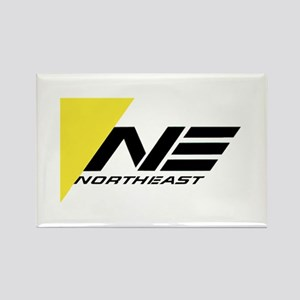Northeast Airlines Brand Magnets
