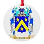 Mozes Round Ornament
