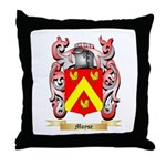 Moyse Throw Pillow