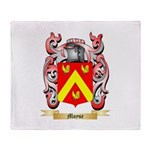 Moyse Throw Blanket