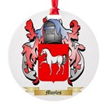 Moyles Round Ornament