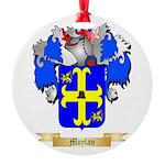 Moylan Round Ornament