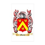 Moyes Sticker (Rectangle 10 pk)
