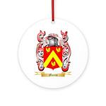 Moyes Round Ornament
