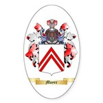 Moyer Sticker (Oval 50 pk)