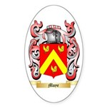 Moye Sticker (Oval 10 pk)