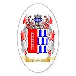 Moyano Sticker (Oval 10 pk)