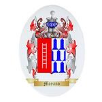 Moyano Oval Ornament