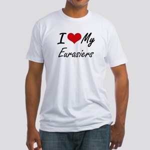 I Love my Eurasiers T-Shirt