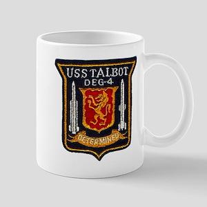 USS TALBOT Mug