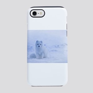 Snow Fox in Iceland iPhone 8/7 Tough Case