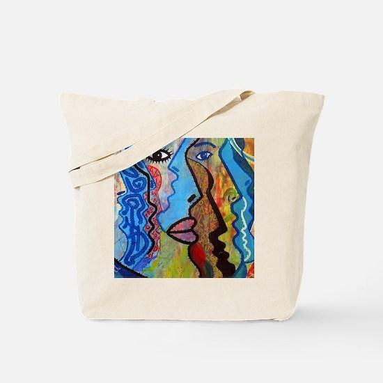 Cool Mural Tote Bag