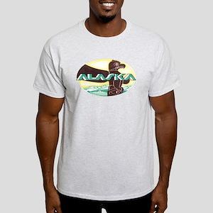 Vintage Alaska Retro Light T-Shirt
