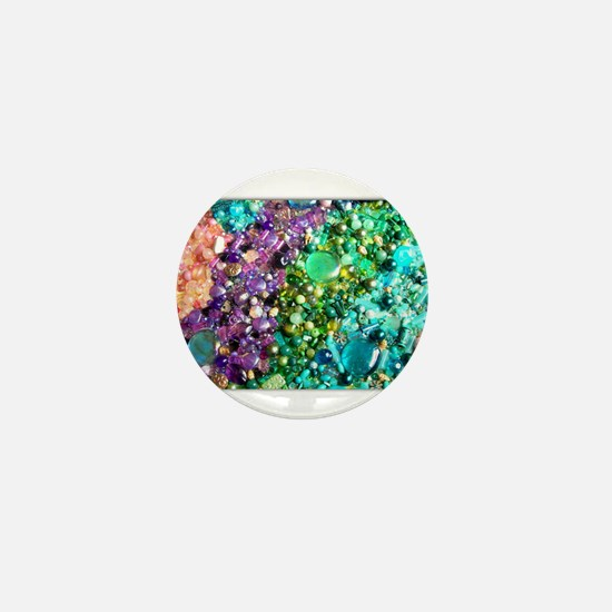 Cool Jewel Mini Button