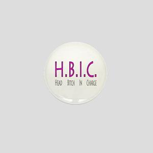 HBIC Mini Button