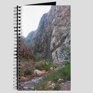 South Rim Grand Canyon Phantom Ranch Creek Journal