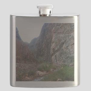 South Rim Grand Canyon Phantom Ranch Creek Flask