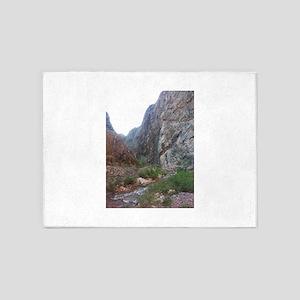 South Rim Grand Canyon Phantom Ranc 5'x7'Area Rug