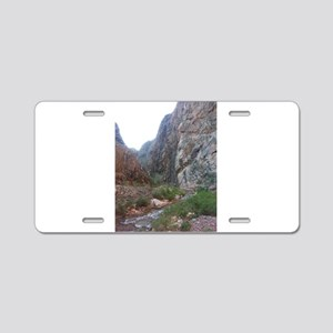 South Rim Grand Canyon Phan Aluminum License Plate