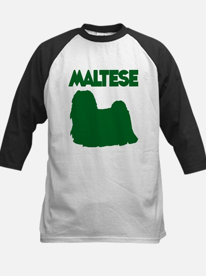 MALTESE Kids Baseball Jersey