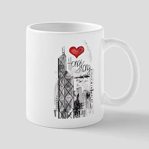 I love Hong Kong Mugs