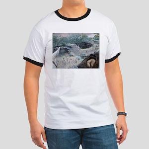 Bright Angel Mule Ride To Phantom Ranch An T-Shirt