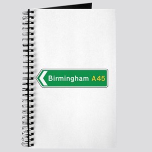 Birmingham Roadmarker, UK Journal