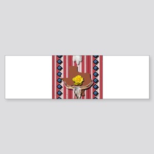 Yellow Rose of Texas Bumper Sticker
